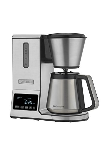 Cuisinart CPO-850 Pour Over Coffee Brewer Thermal Carafe, Stainless Steel Kitchen Tools and ...